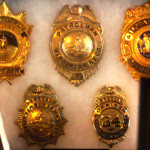 Badges of Virginian Railway Police